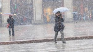Meteo, bel tempo oggi ma in arrivo weekend di piogge e neve