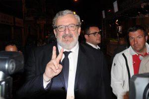 Emiliano martire degli ulivi blocca il gas del Maligno
