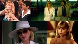 """Michelle Pfeiffer: """"Scarface? Ero terrorizza, piangevo tutte le notti"""""""