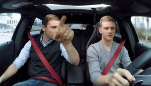 YOUTUBE Mick Schumacher e le lezioni di guida nella web serie Mercedes