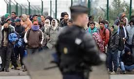 Migranti a Londra