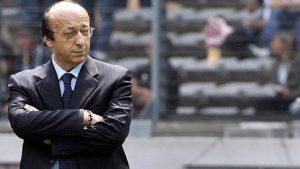 """Luciano Moggi: """"C'è un complotto contro la Juventus e vi dico perchè"""""""