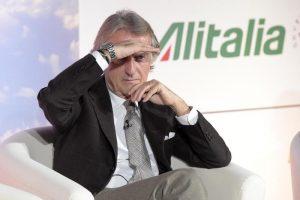 Alitalia, Luca Cordero di Montezemolo lascia la presidenza