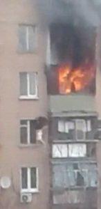 Si lancia da otto piani per evitare incendio: sopravvive, è in coma3