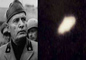 Mussolini credeva agli Ufo? Mistero su ipotetico disco volante del Terzo Reich
