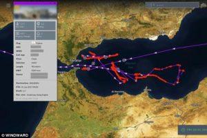 "Navi ""fantasma"" nel Mediterraneo: spengono i Gps ed entrano nelle acque Ue"