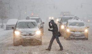 Virginia Raggi, fuga a New York? Bufera di neve blocca 4mila voli