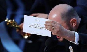 Oscar 2017, cacciato il responsabile del clamoroso errore sul miglior film
