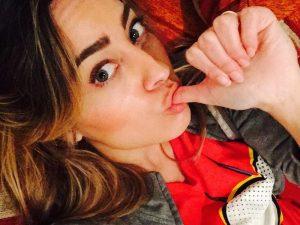 """Paola Saulino, promessa a luci rosse: """"Se il Napoli vince la Coppa Italia..."""""""
