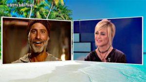 Isola dei Famosi, Paola Barale a sorpresa per Raz Degan?