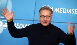 """Paolo Bonolis: """"A Mediaset per altri due anni. Sanremo? Sì, ma non all'Ariston"""""""