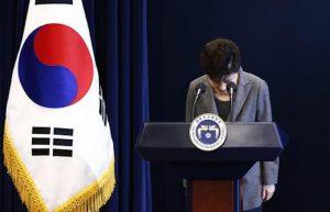 Corea del Sud, la Corte Costituzionale destituisce la presidente Park. Scontri e morti
