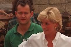 Paul Burrell e Diana
