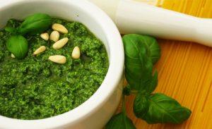 Pesto surgelato, ridotto in cialde: invenzione geniale a Genova