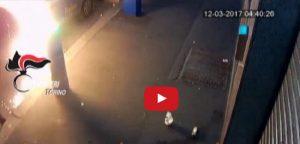 Brucia tre auto del car sharing a Torino: arrestato ivoriano