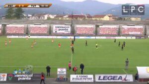 Pistoiese-Tuttocuoio Sportube: streaming diretta live, ecco come vedere la partita