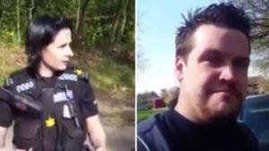 Poliziotta sequestra mazzo di fiori a due bimbe