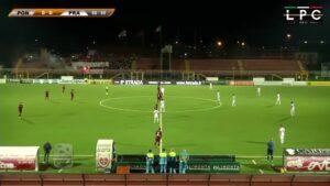 Pontedera-Prato Sportube: streaming diretta live, ecco come vedere la partita