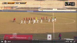 Pro Piacenza-Lupa Roma Sportube: streaming diretta live, ecco come vedere la partita