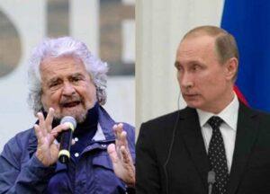 """Governo Usa avverte l'Italia: """"Legami Russia M5S"""""""
