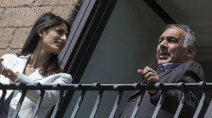 """Stadio della Roma, Pallotta incontra Raggi: """"L'avremo nei tempi previsti. Felice 85% romani..."""""""