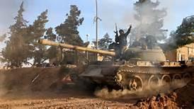 Combattimenti a Raqqa