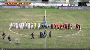 Reggina-Melfi Sportube: streaming diretta live, ecco come vedere la partita
