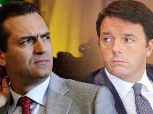 """Scontri anti Salvini a Napoli, Renzi a De Magistris: """"Flirti coi violenti"""". Lui: """"Tu coi corrotti"""""""