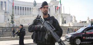 Cortei Roma, fermate 1500 persone tra antagonisti e black bloc