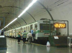 Roma-Viterbo, treno deraglia fra Sant'Oreste e Catalano: nessun passeggero a bordo
