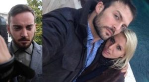 """Trifone Ragone e Teresa Costanza, Giosuè Ruotolo: """"Insulti Fb anche dai miei coinquilini"""""""
