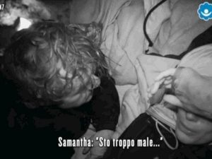 "Isola dei Famosi, paura per Samantha De Grenet: ""Sto troppo male"""