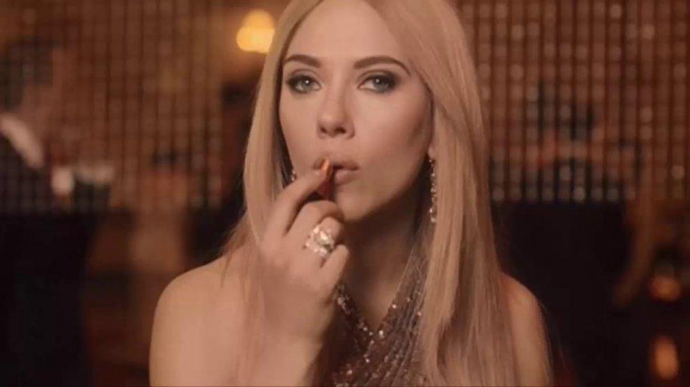 Scarlett Johansson Ivanka Trump Complicit spot