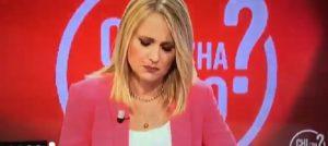 """Federica Sciarelli al mitomane di Emanuele Morganti: """"Ti denuncio"""" VIDEO"""