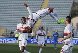 Empoli-Genoa 0-2 pagelle, highlights: Ntcham in forma derby