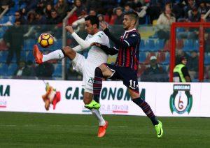 Crotone-Sassuolo 0-0, pagelle: Cordaz c'è. Matri poco incisivo