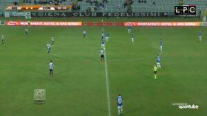 Siena-Alessandria Sportube: streaming diretta live, ecco come vedere la partita