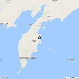 Terremoto Russia, scossa di magnitudo 6.7 nella penisola di Kamchatka