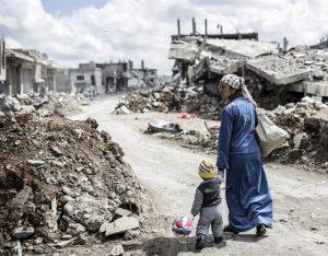 Le rovine di Homs e il lusso di Latakia, i contrasti della Siria nella guerra civile