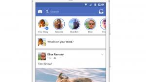 Facebook segue Snapchat e lancia Storie