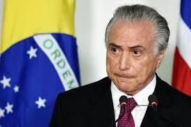 """Brasile, il presidente Temer trasloca: """"Ci sono i fantasmi"""""""