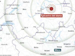 Terremoto Svizzera, una anomalia? Le Alpi sono zona sismica