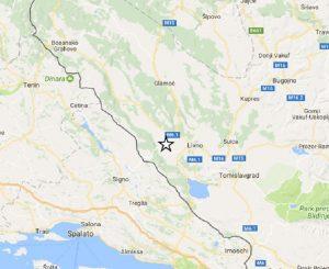 Terremoto Bosnia, scossa di magnitudo 4,0