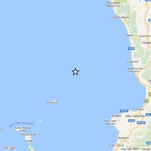 Terremoto Calabria, altre due scosse al largo di Lamezia Terme: più forte del 3.4