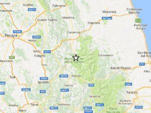 Terremoto Marche, scossa di magnitudo 3,1. Epicentro a Visso