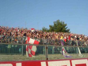 Luigi Moschetto, portiere Barletta aggredito da tifosi dopo ko in derby con Vigor Trani