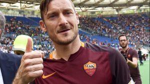 """Francesco Totti: """"Spalletti è il futuro della Roma, lo terrei. Intanto penso al 4° figlio..."""""""