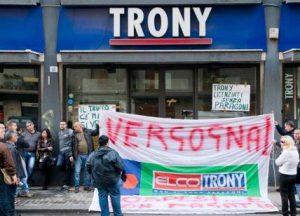 Trony, arrestati il patron e il commercialista: spariti 9,5 mln dopo la bancarotta