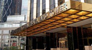 """Trump: incendio """"sospetto"""" al 47° piano di in un suo hotel a Manhattan"""