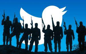 Terrorismo, Twitter ha sospeso 636.248 account sospetti